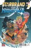 Starbrand and Nightmask, Issue 1
